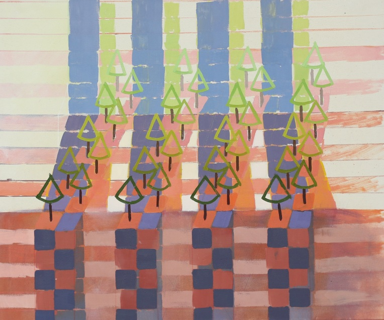 22-lined-with-trees-90cm-x-75cm-2016
